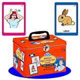 400 American Sign Language Cards Fun Deck - Super Duper Educational Learning Toy For Kids