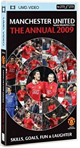 Manchester United Annual 2009 [UMD pour PSP]