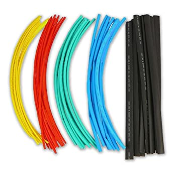 "Prosperity Tool 41716 Heat Shrink Tube Assortment, 12"" Tubes"