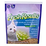 LitterMaid Fresh Results Clumping Corncob Cat Litter with Natural Pine Scent, 10-Pound