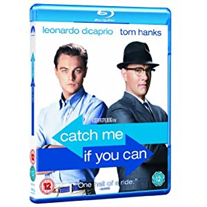 Catch Me If You Can [Blu-ray] [Import anglais]