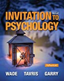 Invitation to Psychology Plus NEW MyPsychLab with Pearson eText -- Access Card Package (6th Edition)