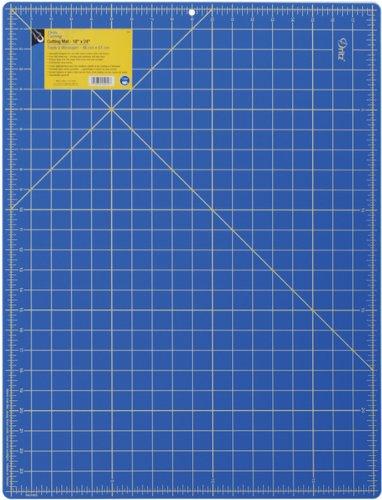 Omnigrid 18-Inch-by-24-Inch Gridded Cutting Mat