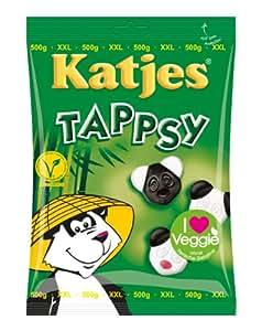 Katjes Tappsy, 2-er Pack (2 x 500 g)