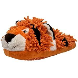 Fuzzy Friends Women's Tiger Slipper