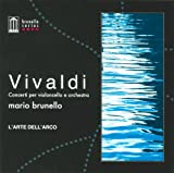 ヴィヴァルディ:チェロ協奏曲集 (Vivaldi : concerti per violoncello e orchestra / Mario Brunello, l'arte dell'arco) [輸入盤・日本語解説書付]