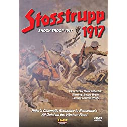 Stosstrupp 1917 (Shock Troop) DVD