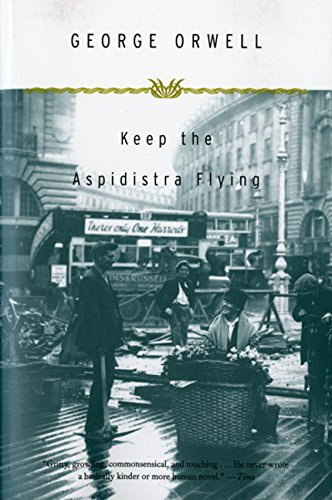 Keep the Aspidistra Flying (Harvest Book)