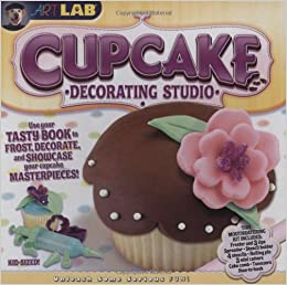 Cupcake Decorating Ideas Book : SmartLab Toys Art Lab Cupcake Decorating Studio: Jenna ...