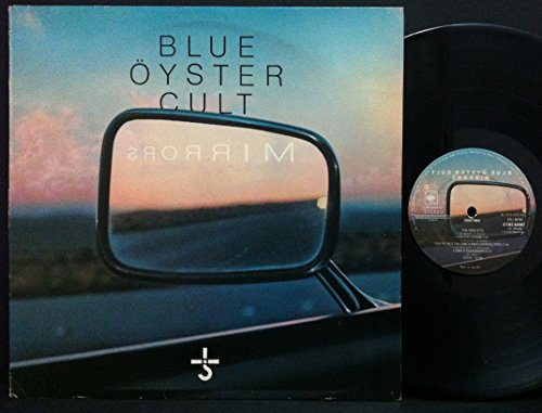 Mirrors - Blue Oyster Cult LP