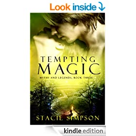 Tempting Magic (Myths and Legends)