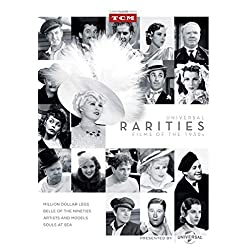 Universal Rarities: Films of the 1930's DVD