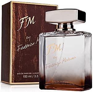 Luxury Homme Collection FM By Federico Mahora No. 199 3.3 Fl .Oz. (100 Ml)