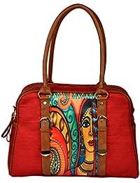 All Things Sundar Travel Bag 220 - 01, With Original Indian Art Print