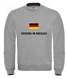 Sweatshirt Freiburg im breisgau Gray