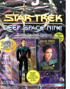 Star Trek Deep Space Nine - Lt Jadzia Dax