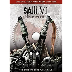 Click to buy Scariest Movies of All Time: Saw VI from Amazon!