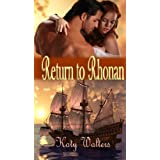 Return to Rhonan - Book 1 (Lords of Rhonan)by Katy Walters
