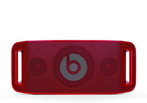 Beats by Dr Dre Lil Wayne Beatbox Portable Lil Wayne - Red