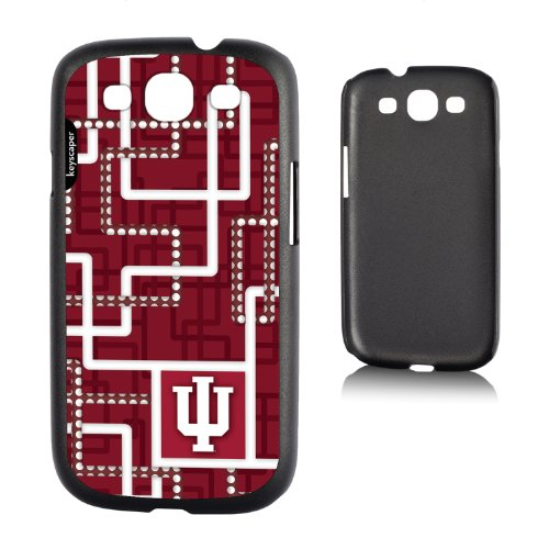 Indiana Hoosiers Galaxy S3 Slim Case Pipes Ncaa