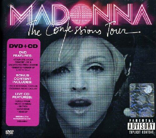 The Confessions Tour artwork