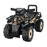 Honda Tan Camo Utility ATV Ride-On