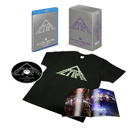 ALTIMA/1st LIVE TOUR 2014 ~Mountain Explosion~ at BLITZ (完全限定生産版) [Blu-ray]