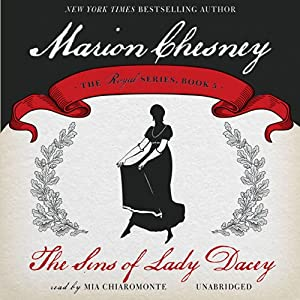The Sins of Lady Dacey Audiobook