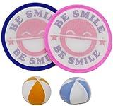 Be Active(ビーアクティブ) 【超やわらかボール】スマイルキャッチセット SM-1456