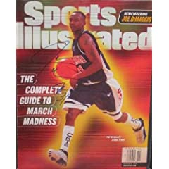 Buy Jason Terry autographed Sports Illustrated Magazine (Arizona) by Autograph Warehouse