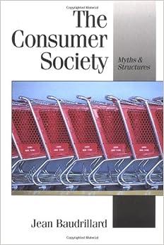 consumer society essay