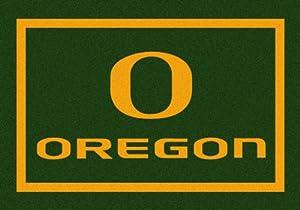 NCAA Oregon Ducks 2'8'' x 3'10'' Collegiate Rug