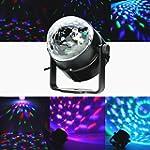 SOLMORE Lampe de Sc�ne RGB/GVB DJ LED...