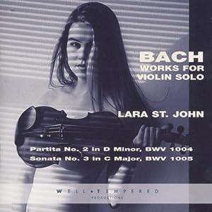 Werke für Solo-Violine / HDCD