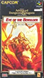 echange, troc Advanced dungeons and dragons Eye of the Beholder - Super Famicom - JAP