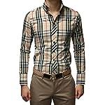 SODIAL(R) Hommes Mode Design Luxe Ele...