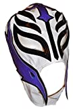 WWE REY MYSTERIO Pro-Grade KIDS White Simulated Leather Mask