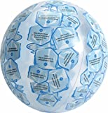 "American Educational Vinyl Clever Catch Ice Breaker Advanced Ball, 24"" Diameter"
