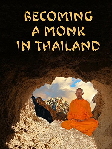 Becoming a Monk in Thailand