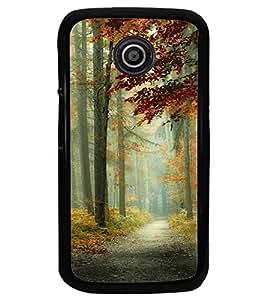Printvisa Natures Beauty Back Case Cover for Motorola Moto E XT1021::Motorola Moto E (1st Gen)