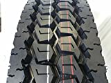 (4-TIRES) 11R22.5 ROAD WARRIOR NEW DRIVE TIRES BRAND 16 PLY -1 YEAR 70K WARRANTY