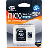 Ki Team Japan microSDHC 32GB Class4 SDA_v^t 10N `[Wp