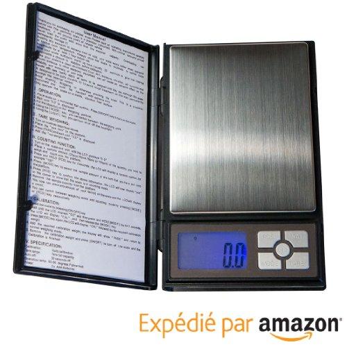 Balance de Précision taille XL - grande précision : 0.1 g - Max 2 kg