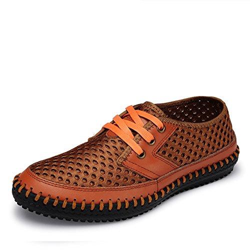 L'homme évidement dans été sport chaussure réseau /Chaussures de loisirs mesh respirant/Chaussures de maille