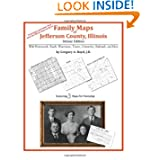 Family Maps of Jefferson County, Illinois