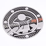 Moto Onfire Motorbike Racing Fuel Gas Cap Cover Tank Protector Pad Sticker Decal Fit KTM 125 200 390 DUKE or RC