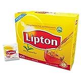 Lipton® - Tea Bags, Regular, 100/Box - Sold As 1 Box - Tea bags for hot or iced tea.
