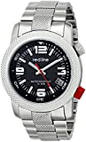 red line Men's RL-50043-11 Octane Analog Display Japanese Quartz Silver Watch