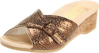 Worishofer Women'S 251 Sandal,Copper Snake,35 EU/4.5-5 M US