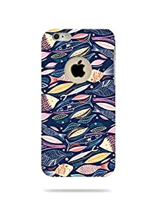 alDivo Premium Quality Printed Mobile Back Cover For Apple iPhone 6 (Logo Cut) / Apple iPhone 6 (Logo Cut) Printed Mobile Case (KT477-3D-C6-AIP6LC)